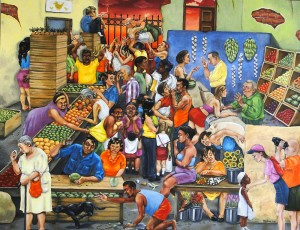 aqui-en-la-luchita-milena-artista-cubana